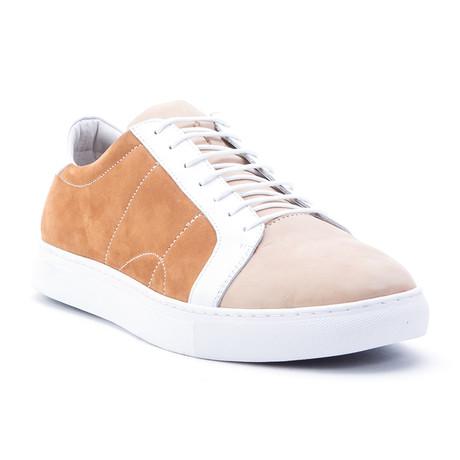 Gonzalo Sneakers // Cognac (US: 7)