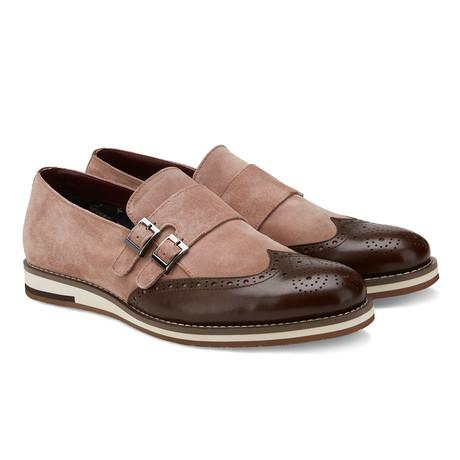 The Hansen Shoe // Brown (US: 7.5)