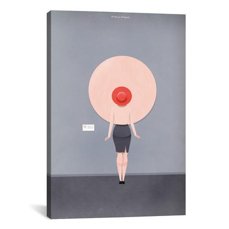 """Abstract I // Marco Melgrati (26""""W x 18""""H x 0.75""""D)"""
