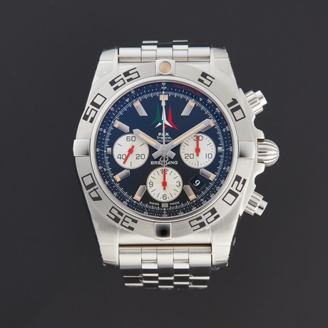 Breitling Chronomat 44 Automatic // AB01104D/BC62-375A // Store Display