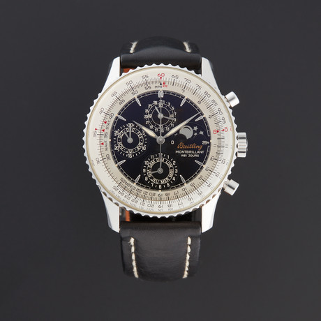 Breitling Montbrillant 1461 Jours Chronograph Automatic // A19030 // Pre-Owned