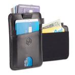 Minimalist Wallet // Black