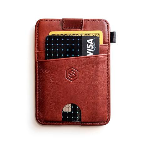 Minimalist Wallet // Coffee