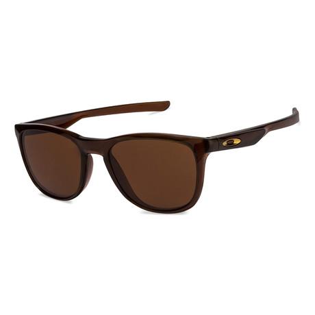 Oakley // Men's Trillbe X Sunglasses // Root Beer + Dark Bronze