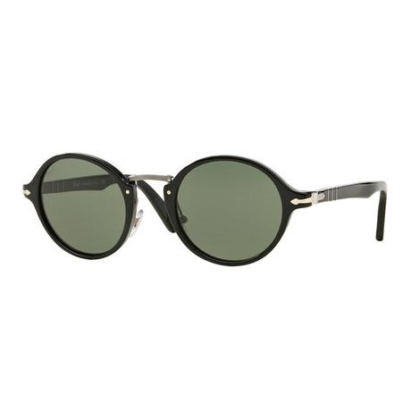 Persol Men's Classic Typewritter Sunglasses