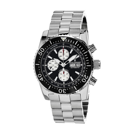 Revue Thommen Chronograph Automatic // 17030.6137
