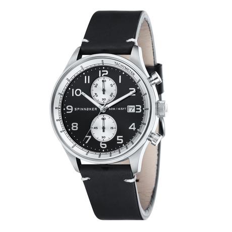 Spinnaker Maritime Chronograph Quartz // SP-5050-01