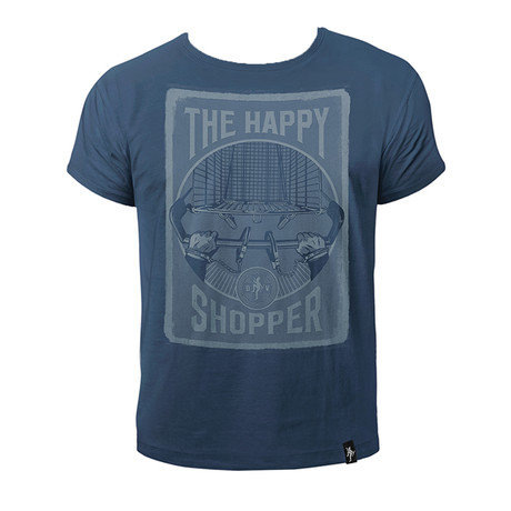 The Happy Shopper // Dark Denim (XS)