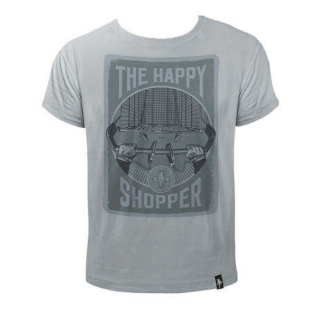 The Happy Shopper // Highrise Gray (XS)