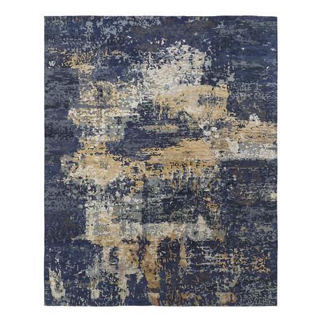 Aura // Blue Tones (2' x 3')