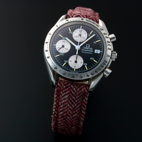 Omega Speedmaster Date Chronograph Automatic // ST175.0043 // Pre-Owned