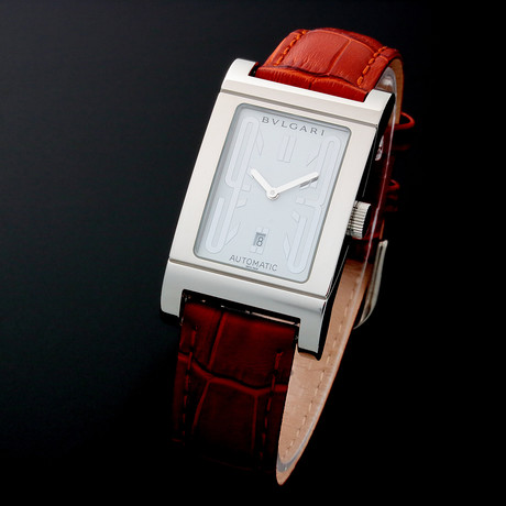 Bvlgari Date Automatic // RT4S // Pre-Owned