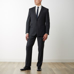 2BSV Notch Lapel Suit FF Pant Charcoal (US: 40S)
