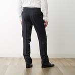 2BSV Notch Lapel Suit FF Pant Charcoal (US: 36S)