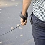 UnLeash 5 ft Dog Leash // Charcoal