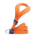 UnLeash 5 ft Dog Leash // Orange