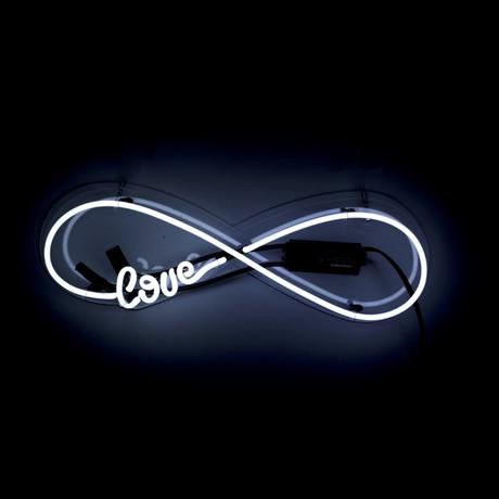 Love Infinity // Neon Sign