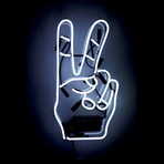 Peace // Neon Sign
