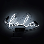 Hola // Neon Sign
