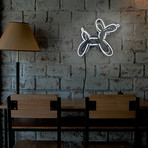 Balloon Dog // Neon Sign