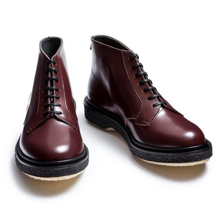 Dylan Boots // Bordeaux (Euro: 39)