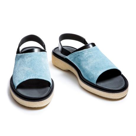 Guadalupe Sandal // Blue (Euro: 39)