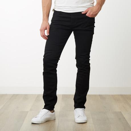 Victor Skinny Jeans // Black (30WX32L)