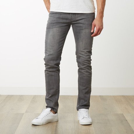 Victor Skinny Jeans // Ash Gray (30WX32L)