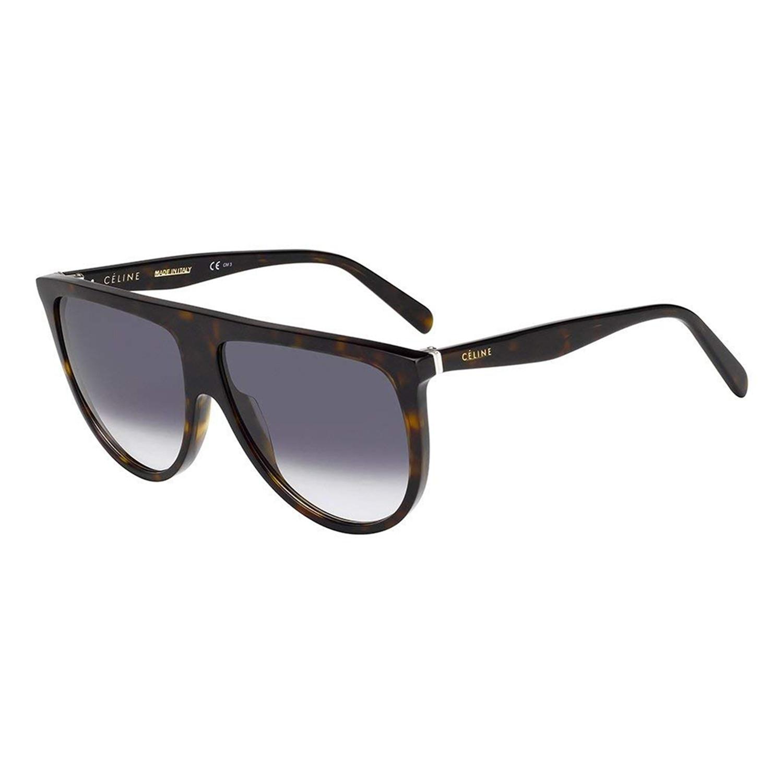 3535964052 Celine    Ema Thin Shadow Sunglasses - Luxury Eyewear - Touch of Modern
