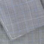 Pal Zileri Sartoriale // Plaid Wool 2 Button Suit // Gray (Euro: 50)