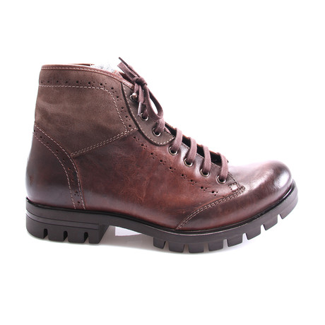 Harry Casual Boot // Brown (Euro: 40)