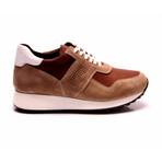 E. Goisto // Pedro Sneaker // Brown (Euro: 42)
