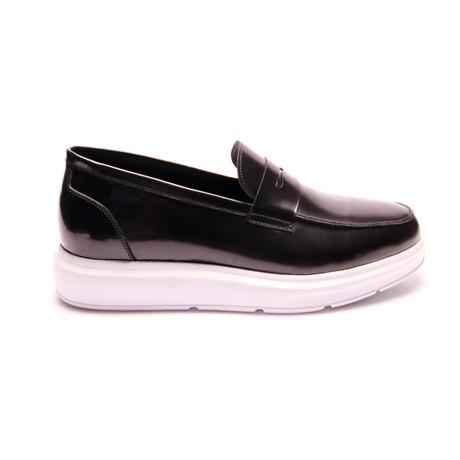 E. Goisto // Dewitt Sneaker // Bordeaux (Euro: 40)