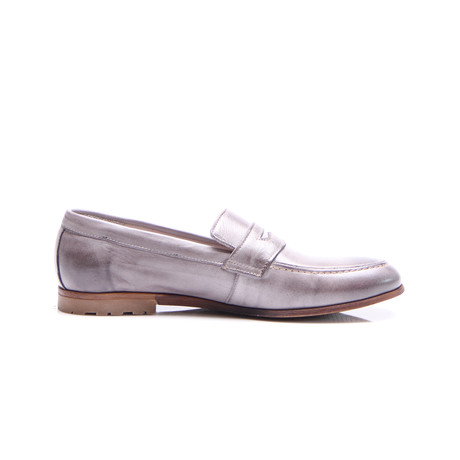 Woodrow Loafer // Gray (Euro: 40)