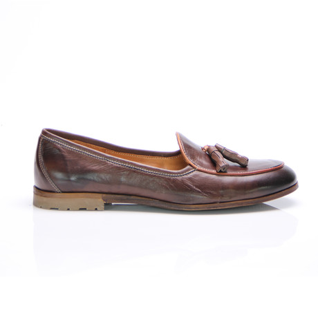 Byron Loafer // Brown (Euro: 40)
