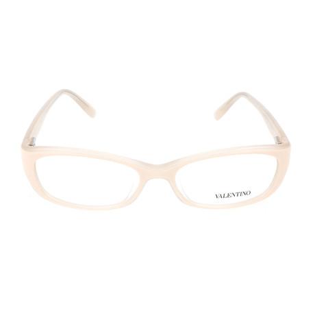 V2601-107 Frames // Ivory + Cream