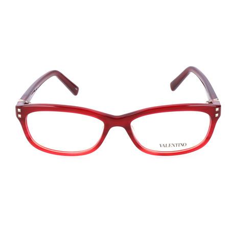V2649-618 Frames // Striped Red