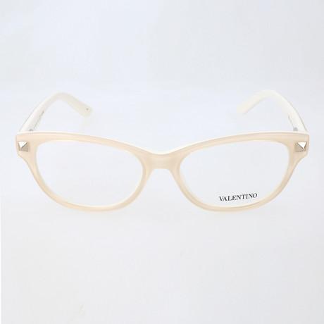V2660-103 Frames // Ivory