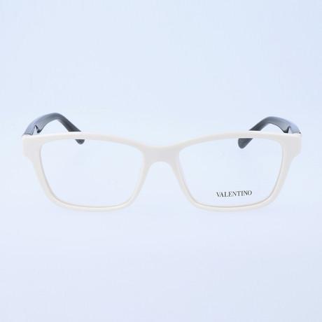 V2680-106 Frames // Ivory + Black