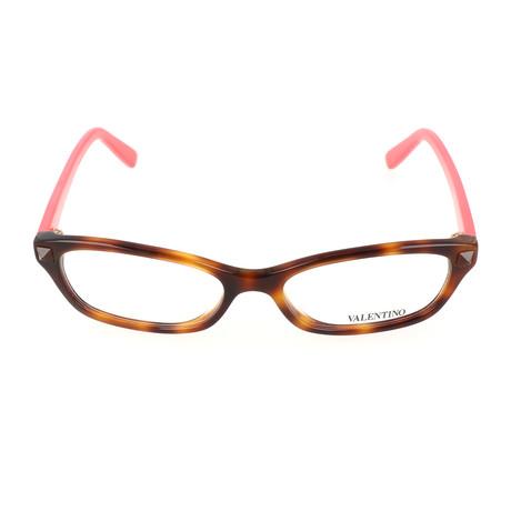 V2695-279 Frames // Blonde Havana + Coral