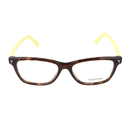 V2694-203 Frames // Dark Havana + Yellow