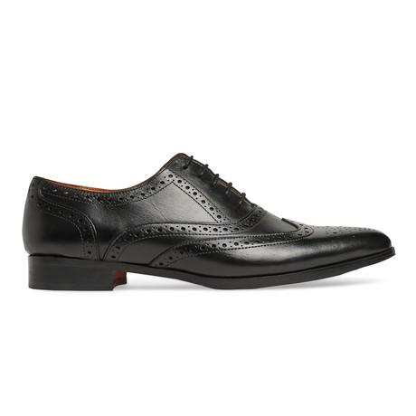 Soul Wingtip // Black (US: 7)