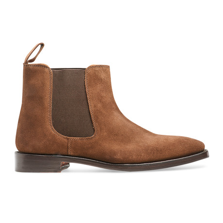 Calavera Chelsea Boot // Suede // Honey Brown (US: 7)
