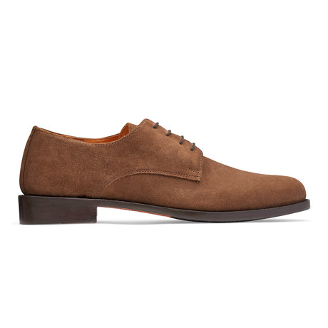 Gypsy Plain Derby // Suede // Honey Brown (US: 7)
