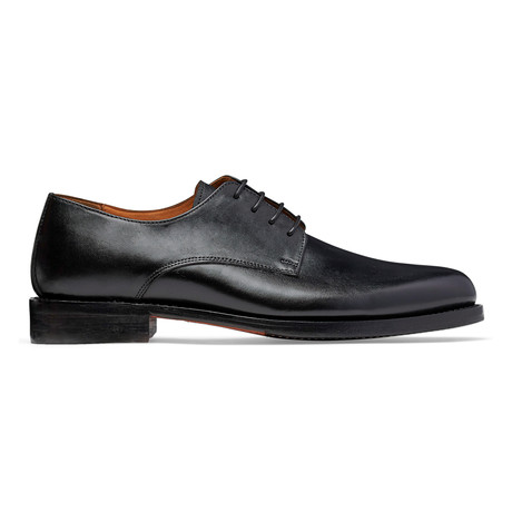 Gypsy Plain Derby // Black (US: 7)
