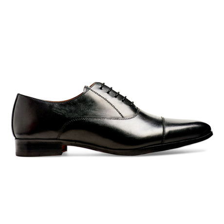 Legacy Cap-toe Oxford // Black (US: 7)