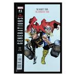 The Mighty Thor, The Unworthy Thor No. 1 + Captain America, Secret Empire: Opening Salvo