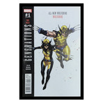 Cable No. 002 + The Best Generations: Wolverine & All-New Wolverine