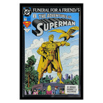 Black Panther + The Crew No. 1 + Superman: Funeral For A Friend No. 5