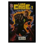 Pitt No. 5 + Luke Cage No. 1